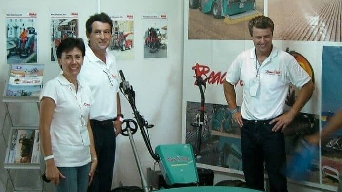 30 years of BeachTech beach cleaners: Tecnoclean