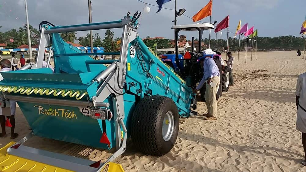 30 years of BeachTech beach cleaners: Enviro Systems